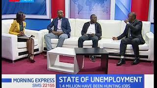 Kenya National Bureau Of Statistics Reveal A Survey Showing Over 7 Million Kenyans Are Unemployed
