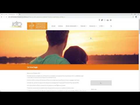 Le site web des communautés catholiques francophones dans le monde
