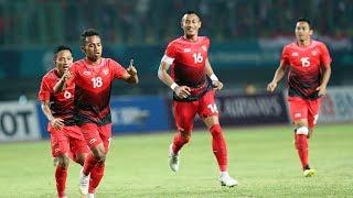 Kalahkan Hong Kong 3-1, Indonesia Melaju ke Babak 16 Besar, Berikut Galeri Foto Kemenangannya