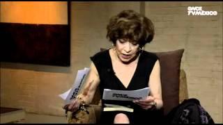 Conversando con Cristina Pacheco - Carlos Fuentes