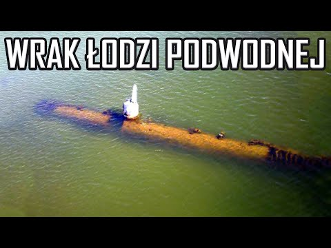 Porzucona łódź podwodna na Bałtyku - Urbex History