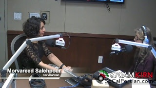 Ms. Salehpour Recently Appeared On Radio Iran KIRN 670 AM To Discuss Top Legal Tips for Businesses a