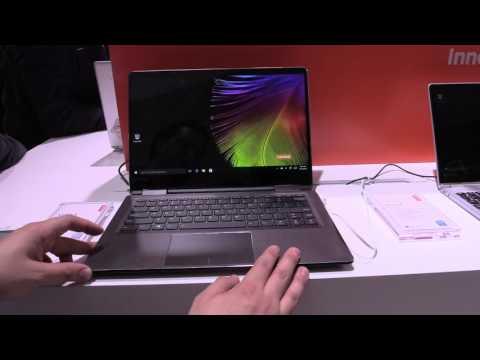 Lenovo Yoga 710 14-Zoll Convertible Hands-on (Deutsch)