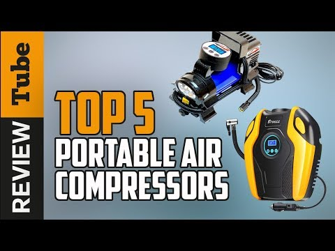 ✅Compressor: Best Portable Air Compressor (buying guide)