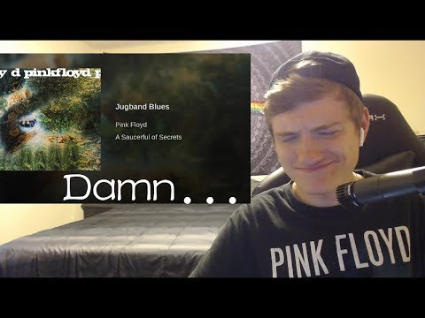 College Student's First Reaction to Jugband blues - Pink Floyd Reaction
