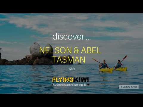 Video of Abel Tasman and Nelson