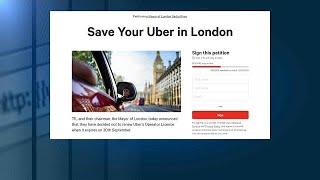 Half a million Londoners sign Uber