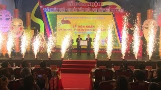 Trò Xuân Phả được công nhận di sản văn hóa phi vật thể quốc gia