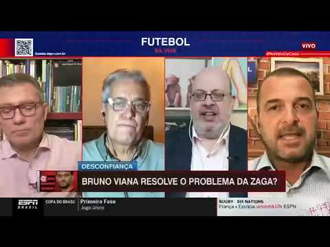 FLAMENGO X ATLÉTICO-MG: QUEM TEM O MELHOR ELENCO? Futebol na Veia compara e debate
