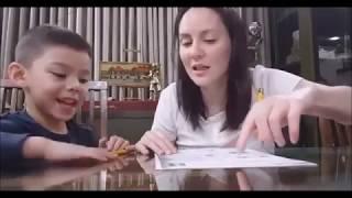 Cheska Garcia-Kramer IG Live: Teaching Gavin