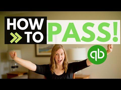 ProAdvisor TEST TIPS for Quickbooks Online - YouTube
