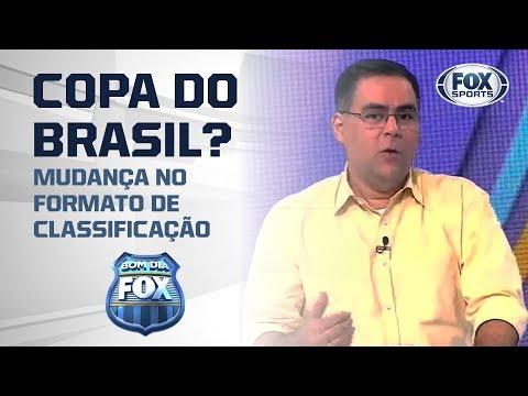 NOVO FORMATO PARA COPA DO BRASIL?