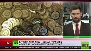 'Bitcoin is a bubble, when it bursts it can be disastrous' – analyst on bitcoin record