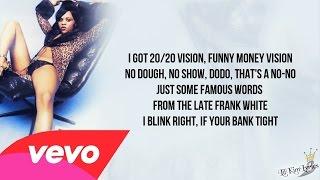 Lil' Kim - Money Talk (Lyrics Video) HD