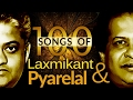 Top 100 Songs of Laxmikant Pyarelal  लष्मीकांत प्यारेलाल के 100 हिट गाने  HD Songs  One Stop Jukebox