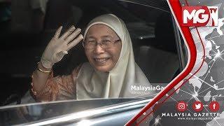 """TERKINI : """"Biar Polis Uruskan Siti Kassim"""" - Wan Azizah"""