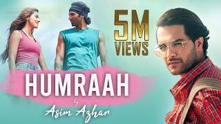 Humraah (Official Music Video) - Asim Azhar | Malang | Disha Patani, Aditya Roy Kapur