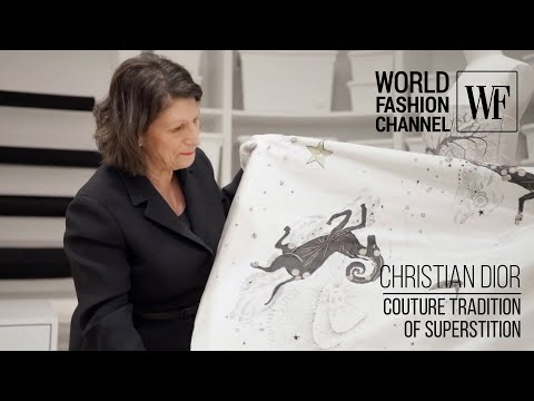 Christian Dior | Couture tradition of superstition