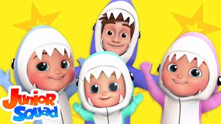 Baby Shark Song | Nursery Rhymes & Kids Songs With Action and Lyrics