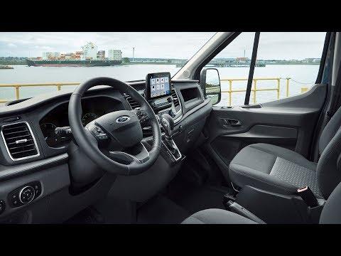 Ford Transit Van Фургон класса M - рекламное видео 1