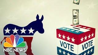 Democrats Raise Big Money In N.C. To Flip State Legislature Seats | NBC News NOW