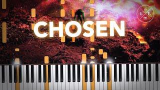 TheFatRat & Anna Yvette & Laura Brehm - Chosen - Piano