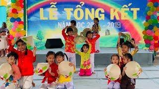 Lễ Tổng Kết Trường Mầm Non Bình Khánh (^_^) Dâu Biểu Diễn Văn Nghệ - Stin Dâu