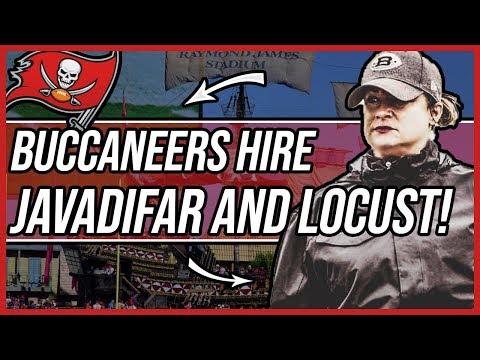 Tampa bay buccaneers HIRE Maral Javadifar and Lori Locust!