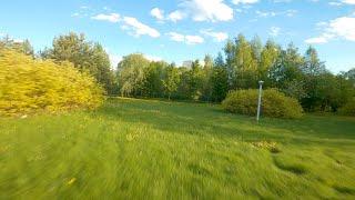 Sunset Flow Treestyle at Skolkovo - FPV Freestyle