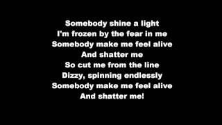 Gambar cover SHATTER ME - Lindsey Stirling ft Lzzy Hale (lyrics)