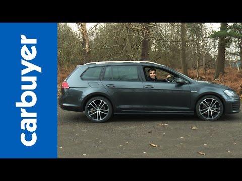 Volkswagen Golf GTD Estate in-depth review - Carbuyer