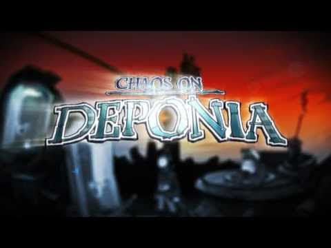 Chaos on Deponia - Game trailer EN thumbnail
