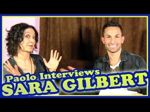 Sara Gilbert on