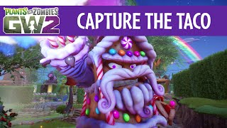 Capture the Taco | Plants vs. Zombies Garden Warfare 2 I Free Update*
