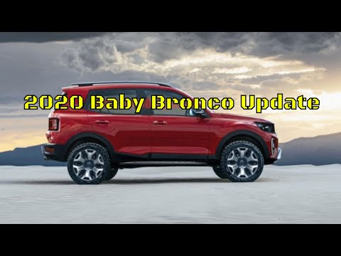 Download Ford Baby Bronco Suv Leak Explained Full Sized Ford