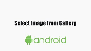 pick image from gallery in android application - मुफ्त