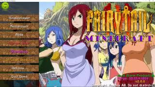 Minecraft Video Fairy Tail Woooow