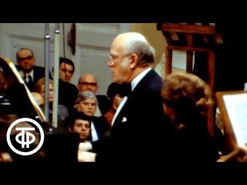 Святослав Рихтер играет Баха. Фильм-концерт (1978)