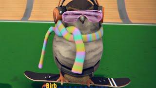 Skatebird: The Skateboard Bird Game. A Masterpiece.