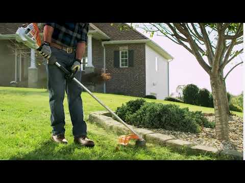 Stihl FS 70 R in Purvis, Mississippi - Video 1