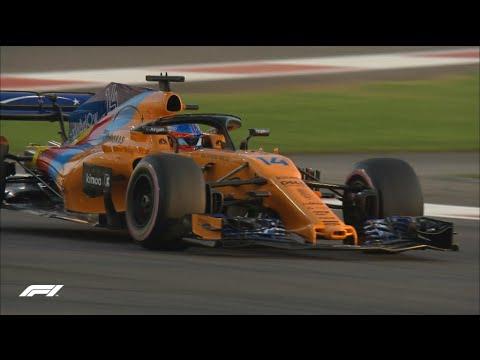 Hamilton brilha na última classificação da F1 2018 em Abu Dhabi | GP às 10