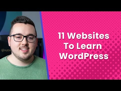 11 Online Places To Learn WordPress Inside And Out