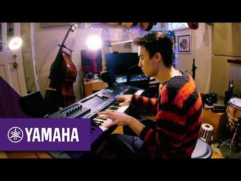 Yamaha Genos Digital Workstation | Dawsons Music