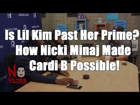 Is Lil Kim Past Her Prime? How Nicki Minaj Made Cardi B Possible! | Doggie Diamonds No Filter