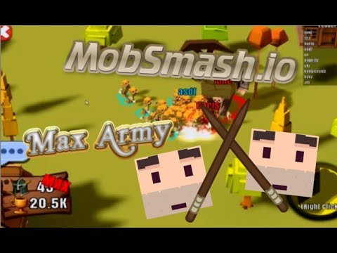 MobSmash.io Video 2