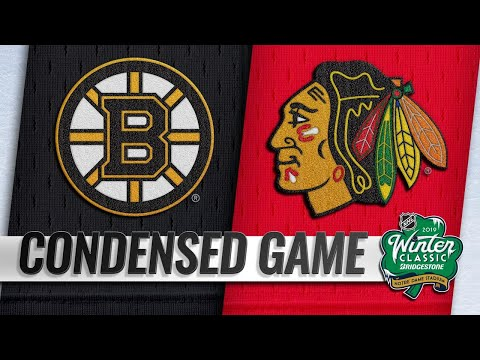 e9006c5660b Google News - Bruins beat Blackhawks in Winter Classic - Overview