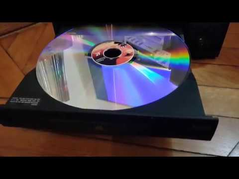Pioneer Cld 1950 Pal/Ntsc Laserdisc Player Single Face LD Laser Disc