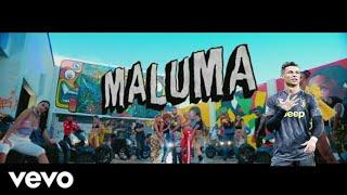 Cristiano Ronaldo   HP ⚪ Maluma ( Video Oficial )