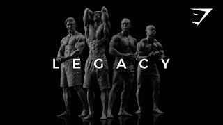 Gymshark | Build Your Legacy