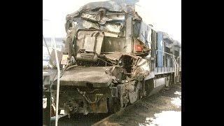 The Chase MD Collision 30 years later